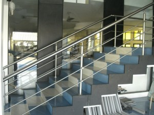 Stainless Steel Railings - SS-Railings Suppliers-udaipur (1)